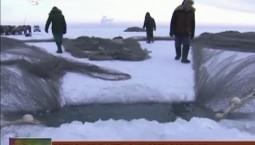 查干湖:观冬捕玩冰戏雪 查干湖笑语欢声