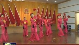 省文联文艺志愿服务小分队走进梅河口市