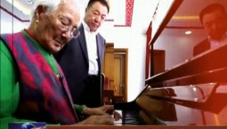 姜乃君:97岁众筹开超市 一半利润给孤儿