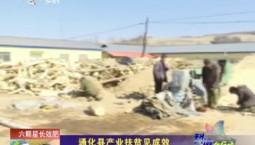 乡村四季12316|通化县产业扶贫见成效