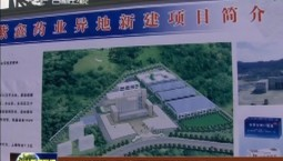 吉林紫鑫药业异地新建项目建设完成