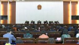 省人大常委会召开会议 传达十三届全国人大二次会议精神
