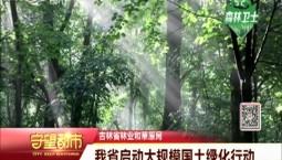 守望都市 吉林省启动大规模国土绿化行动