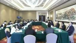 新闻早报 我省代表团继续分组审议政府工作报告