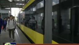 长春轨道交通3座换乘站实现站内换乘