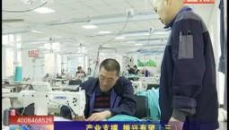 乡村四季12316|产业支撑 振兴有望(三)