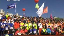 各地开展多种活动庆祝五一国际劳动节