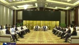 吉林省代表團赴浙江開展對口合作交流活動
