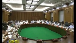 省委省政府召开县市双周重点工作调度和工作交流会
