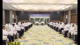 """我省与重庆市签署""""1+9""""合作协议 促进宽领域多层次区域合作发展 携手推动吉林全面振兴全方位振兴"""