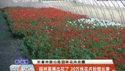 第1报道|园林苗圃出花了 30万株花卉扮靓长春