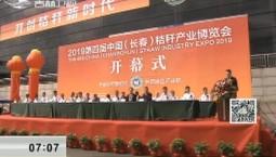 新闻早报|2019第四届中国(长春)秸秆产业博览会开幕