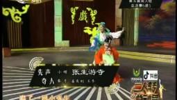 亚搏 娱乐app总动员|先声夺人:姜有利 王冬演绎小帽《张生游寺》