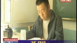 """乡村四季12316 """"科研""""型新农民"""
