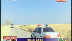 乡村四季12316|警民合作 平安丰收
