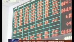 白山始发直达北京2258次列车12月1日起正式开行