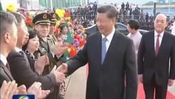 [视频]圆满结束在澳门的各项活动 习近平离开澳门返回北京