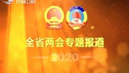 全省两会专题报道|2020-01-12