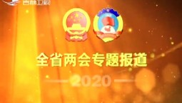 全省两会专题报道|2020-01-13