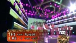 二人转总动员|多才多艺:司群威 王洪宇表演歌伴舞《红梅赞》