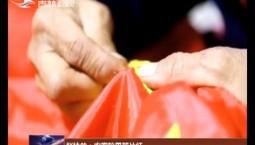 【新春礼物】赵桂兰:农家院里那片红