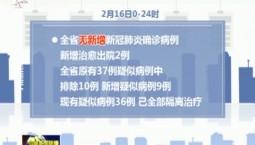 吉林省无新增确诊病例