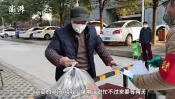 武漢基層一天:日行1萬步的社區書記
