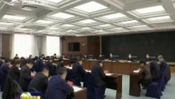 景俊海在省疫情防控指揮中心調度部署入境防疫工作時強調 筑牢防范疫情輸入防線 鞏固來之不易良好局面