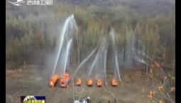 吉林省林业和草原局组织开展跨区增援扑火演练