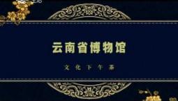 文化下午茶|云南省博物馆_2020-05-03