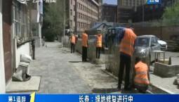 第1报道 长春:绿地修复进行中