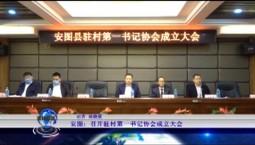 吉林报道|安图:召开驻村第一书记协会成立大会_2020-06-27
