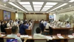 景俊海在省政府專題會議上強調 全力推動通航產業做大做強 為走出振興發展新路賦能增效