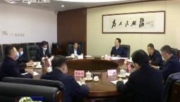 景俊海在省政府专题会议上强调 牢记习近平总书记殷切嘱托 扎实推动各项工作实现新突破