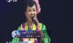 二人转总动员 海选:赵晓光 李春莲演绎曲目《看秧歌》《马前泼水 》