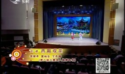 二人转总动员 蒋柏东 王冬晴演绎正戏《西厢观花》