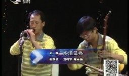二人转总动员 刘将军 陈雨涵  演绎正戏《水漫蓝桥》