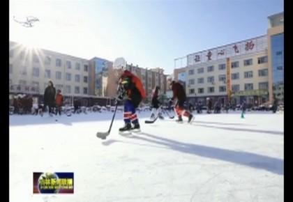 【筑梦冰雪 相约冬奥】吉林省扎实推进百万学子上冰雪