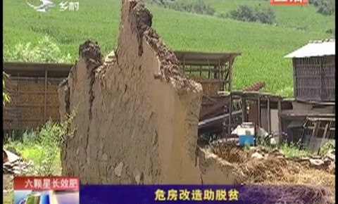 乡村四季12316|东丰县危房改造助脱贫
