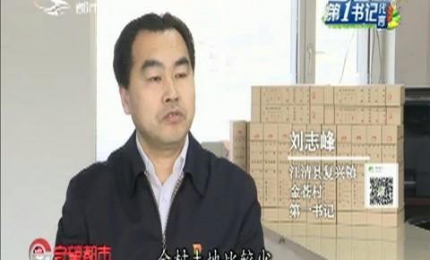 守望都市|【第1书记代言】刘志峰:我为蜂蜜和木耳代言