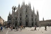 世界上最大的哥特式教堂之米兰大教堂
