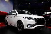 增混动车型 新款欧蓝德将于纽约车展首发