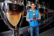 <em>C</em>罗20球荣膺2014年全球最佳射手 追平梅西一纪录