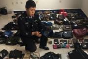 吉林市男子砸车盗窃数十起零口供 警方寻受害人