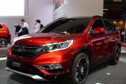 换用CVT变速箱 新款CR-V上海车展上市