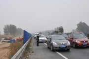 4月10日起 京哈高速长平段长春至四平方向封路