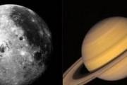 8日夜间到9日凌晨土星合月 长春夜间多云影响观测