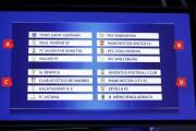 欧冠32强:皇马战巴黎 拜仁遇阿森纳 尤文碰曼城