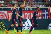 欧冠-穆勒梅开二度格策破门 拜仁3-0胜希腊劲旅
