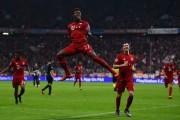 欧冠-穆勒2球莱万罗本建功 拜仁5-1大胜阿森纳